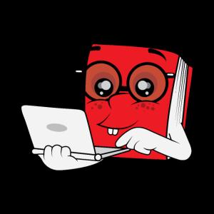 Buch-Aussenseiter-Karikatur