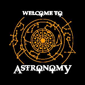 Willkommen in der Astronomie