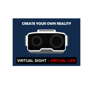Create your own reality VR