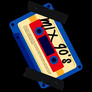 Mix der 90er Jahre