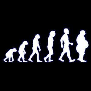 Evolution menschlich