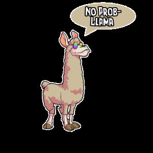 No Probllama - Lama LLama Alpaka