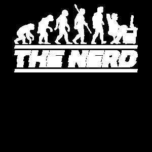 Nerd Zocker Evolution T-Shirt