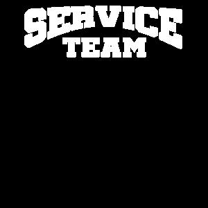 Service Team Mitarbeiter Gastronomie Kellner
