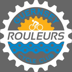 Guernsey Rouleurs Logo Reversed
