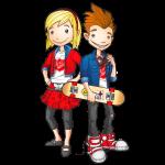 Kids Shirts - Characters