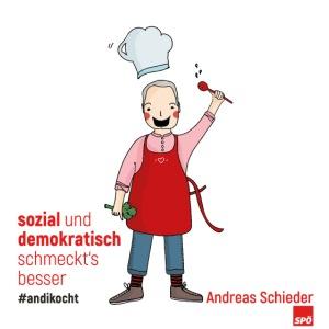#andikocht