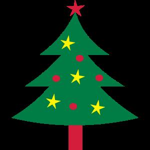 Weihnachtsbaum Weihnachten Tannenbaum Stern Xmas