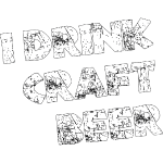 I Drink Craft Beer
