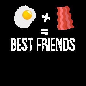 Best friends Ei Bacon - Fast Food, essen, rind