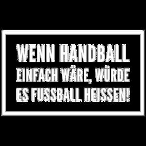 Handball WM | Geschenkidee für Handballer