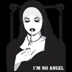 Böses Mädchen ist kein Engel
