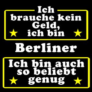 Berliner beliebt genug