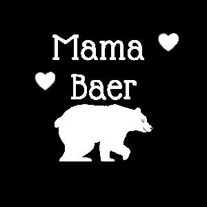 Mama Baer! Geschenk Geschenkidee