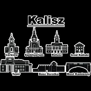 Kalisz Denkmäler