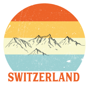 Alpen Berge Schweiz Heimat Geschenk
