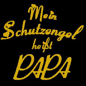 Schutzengel Kinder Papa Baby Familie Geschenk