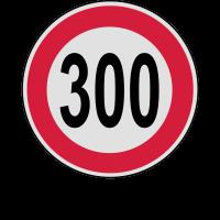 Tempo 300 schwarz