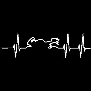 Motorrad puls 01 white