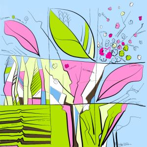 Hinein in den Frühling
