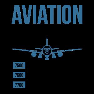 Aviation Cheat Codes - Flugzeug Code T-Shirt Shirt