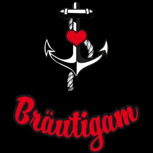 186 Team Bräutigam Herz Anker Seil