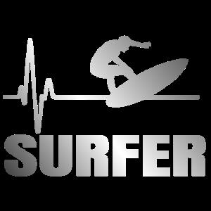 Surfers Paradise Wellenreiten Sommer Meer Sonne