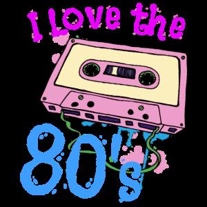 Ich liebe die 80er