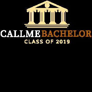 Bachelor Master 2019 Sponsion Uni Student Geschenk