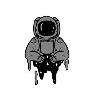 Astronaut Weltall Space Universum Rakete Planeten