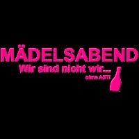 Maedelsabend