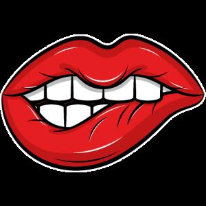 sexy girls day Lips girl power geschenk lippen bff