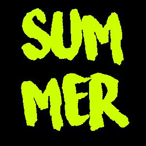 SUMMER // SUM MER // Sommer