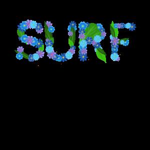 surf blumen