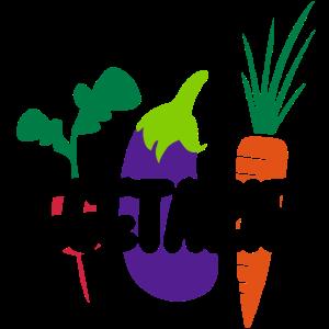 Vegetarier Gemüse