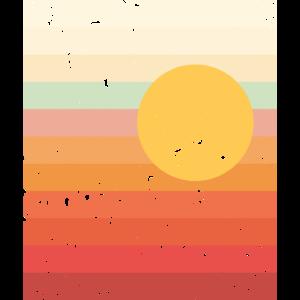 Sonnenaufgang Hintergrund