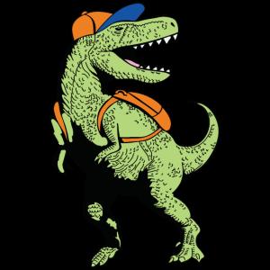 Dino Schulkind Kindermotiv Geschenk