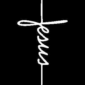 Jesus Kreuz Christentum Glauben Spruch Geschenk