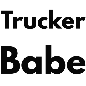 Trucker babe