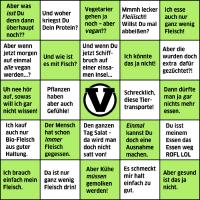 Vegan-Bingo
