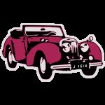 Triumph Roadster Oldtimer (mit HG)