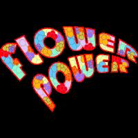 Flower Power in leuchtenden Sommerfarben