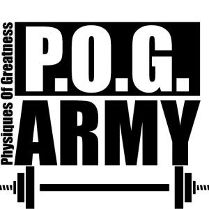 POG Army Black
