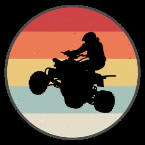 ATV Quad Retro