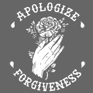 HELL apparel | APOLOGIZE & FORGIVENESS | 2019