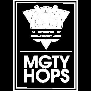 Mghtyhops weiß