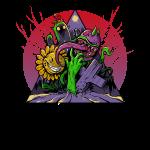 Pflanzen und Zombies Pflanze gegen Zombie