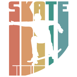 Skateboard Pipe Sonne Crew Ollie Cool Straße