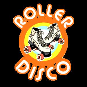 Roller Disco Derby Vintage & Distressed Design