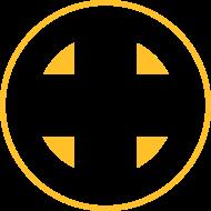 Motiv ~ Schildknoten, Amulett, Germanisch, Schutz, Symbol